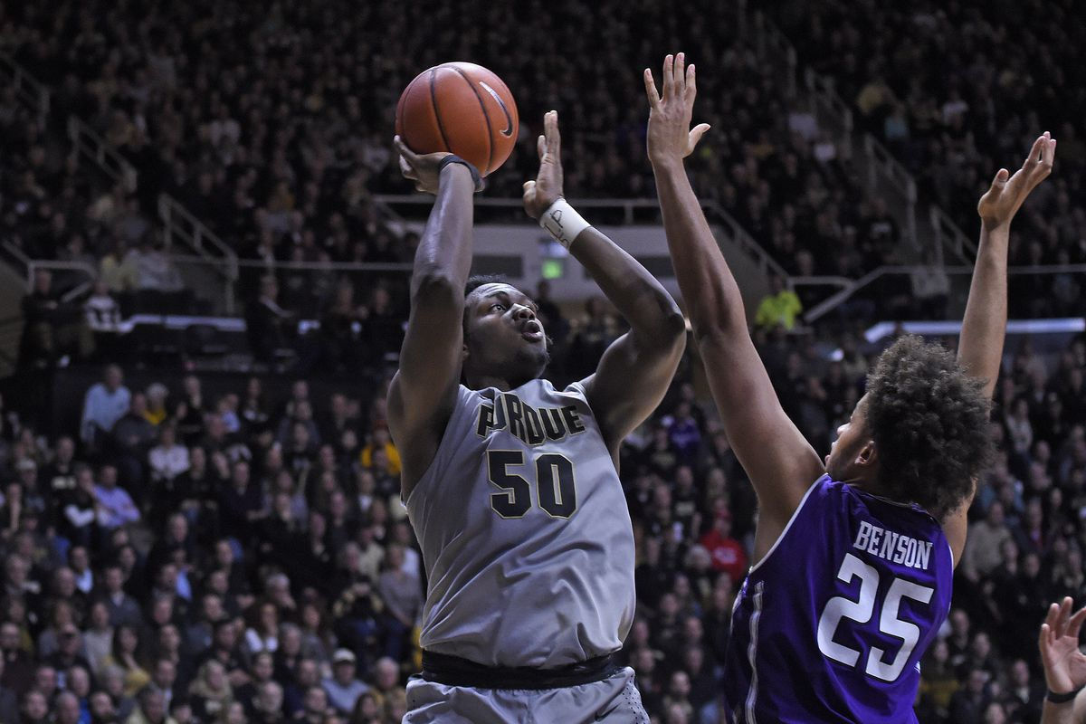 NCAA Basketball: Northwestern at Purdue