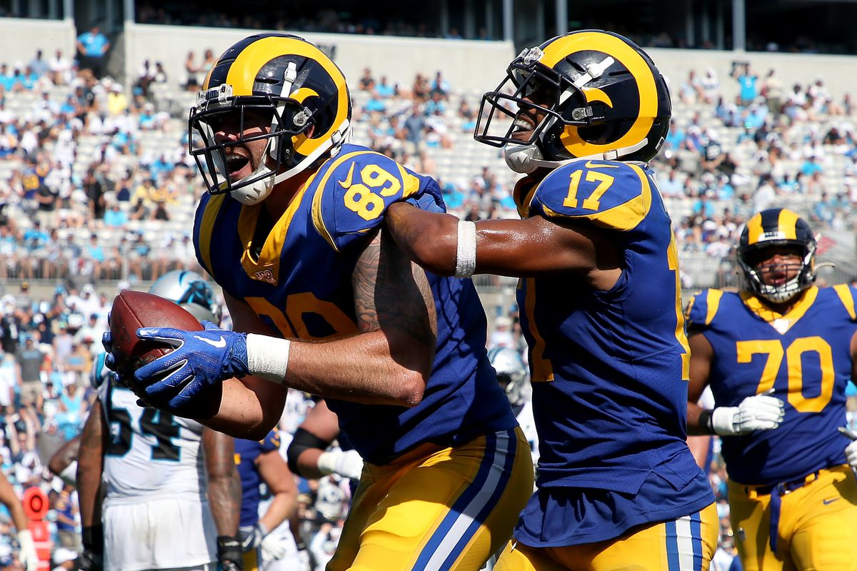 LA Rams at Carolina Panthers: What we learned