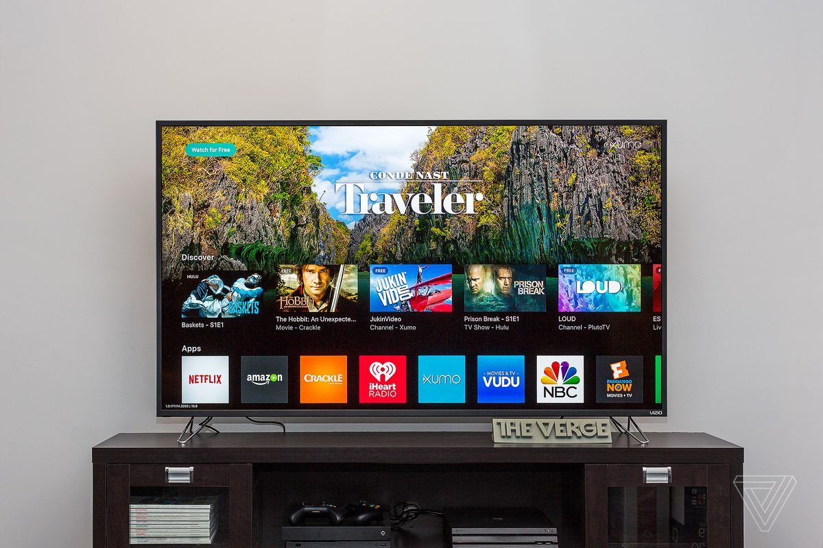 Smart TVs could get annoying ads just like your web browser