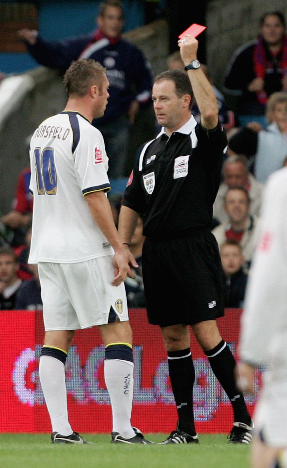 Crystal Palace v Leeds United