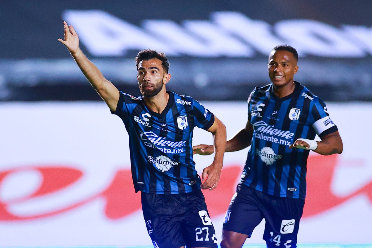 Queretaro v Pumas UNAM - Torneo Guard1anes 2021 Liga MX