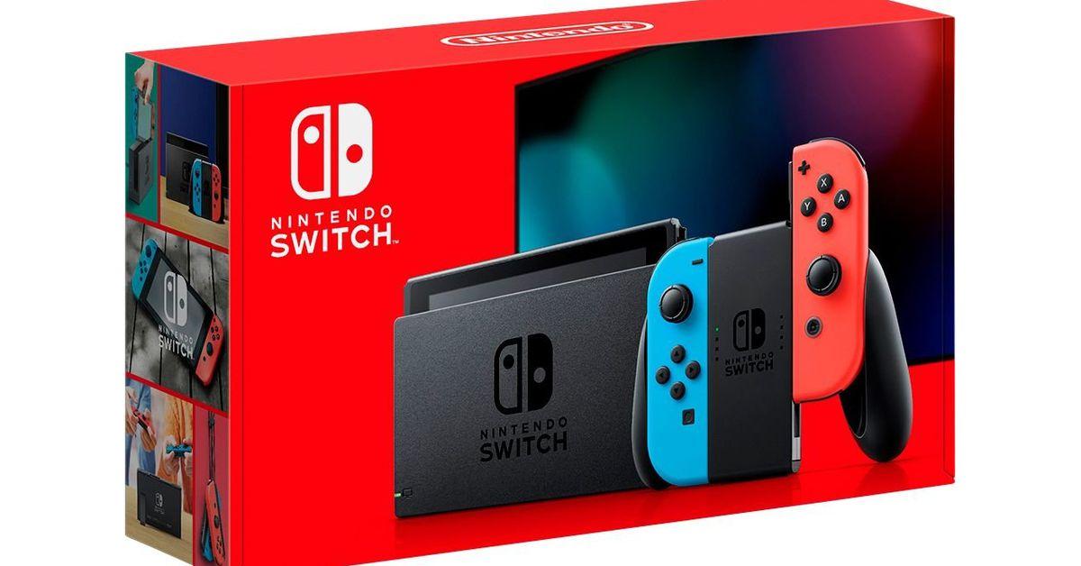 New Nintendo Switch technical analysis backs up better battery life claim