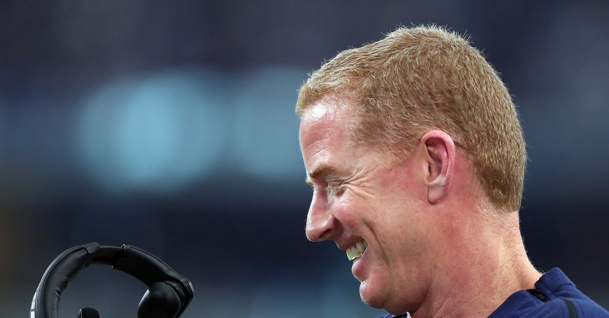 The Cowboys' offense is Jason Garrett's, and we aren't really sure what that is