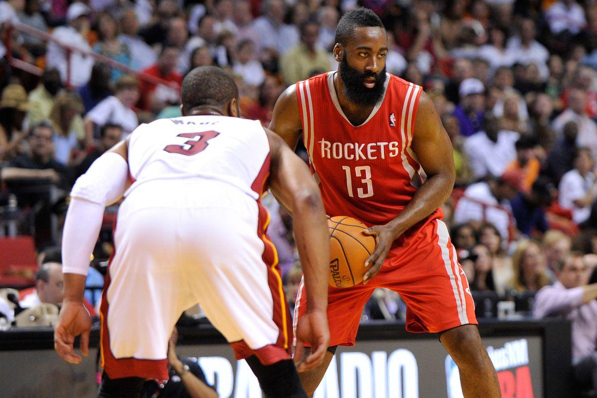 HHH Gametime Preview: Heat host Rockets in preseason home ...