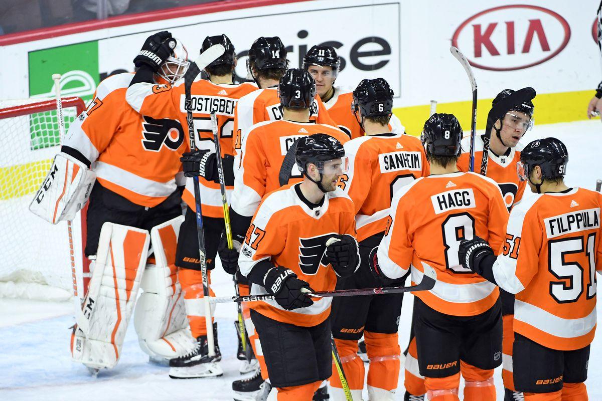 NHL: Buffalo Sabres at Philadelphia Flyers