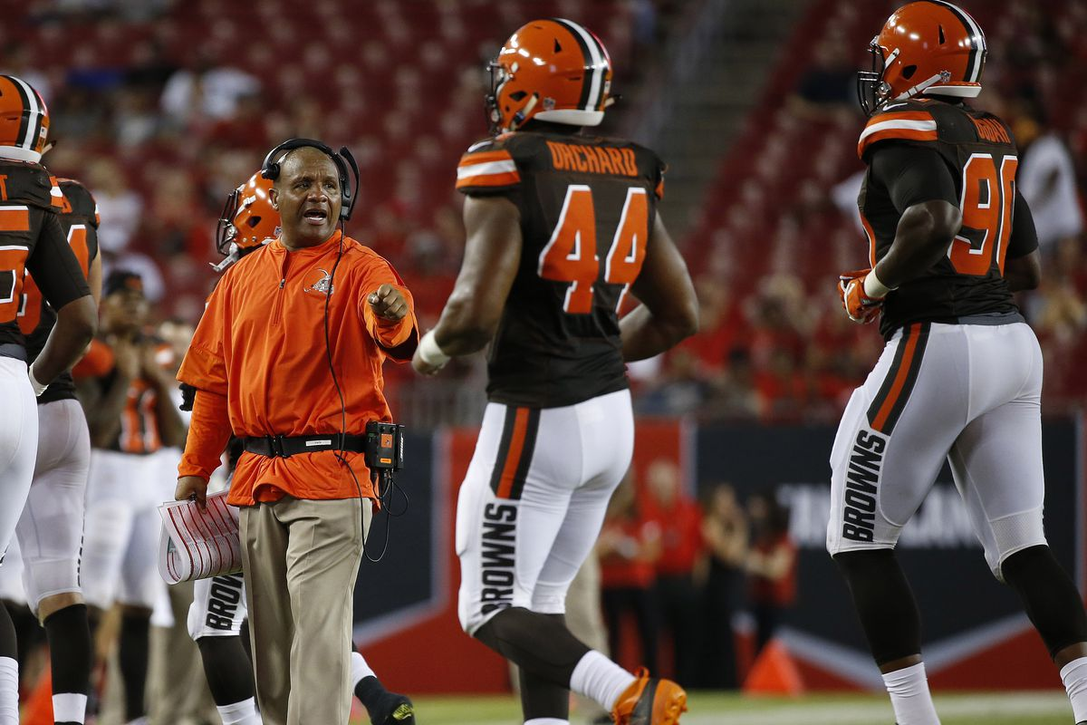 Cleveland Browns Release Updated Depth Chart After Cuts