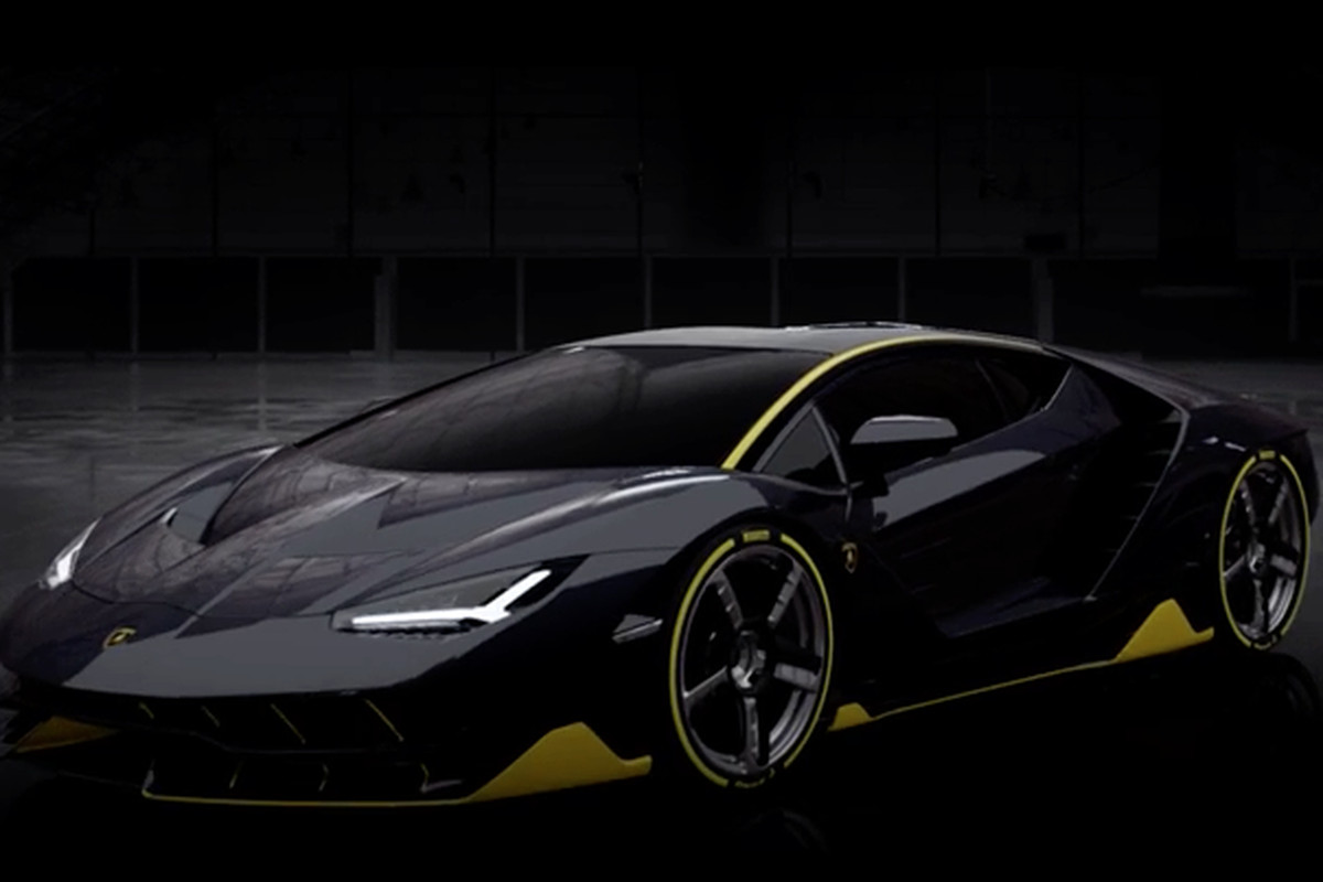 This Is The Centenario Lamborghini S Next Ultra Limited Edition