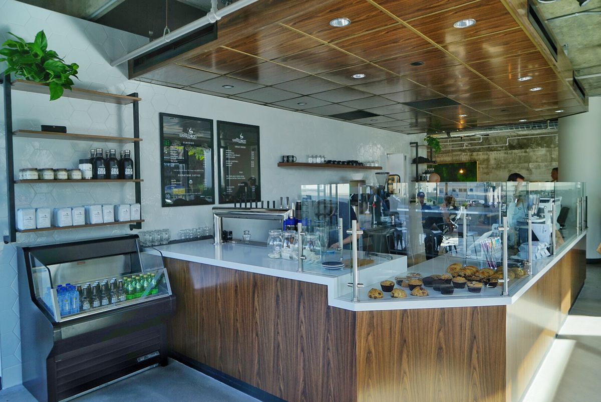 The WestBean Coffee Roasters Now Brewing in Bankers Hill - Eater San ...