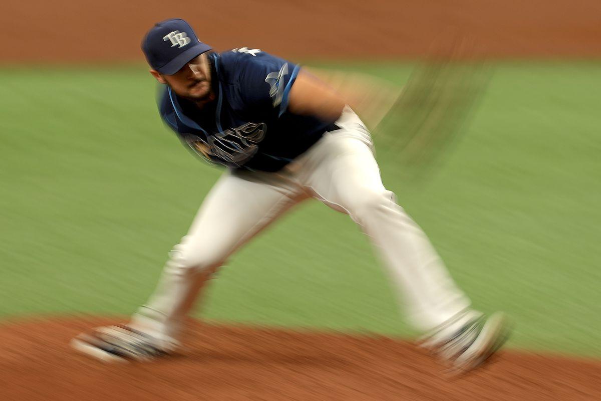 Washington Nationals v Tampa Bay Rays