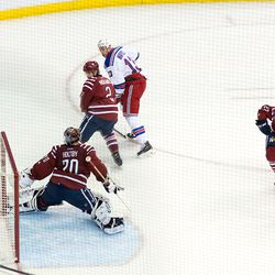 Hayes Scores on Holtby