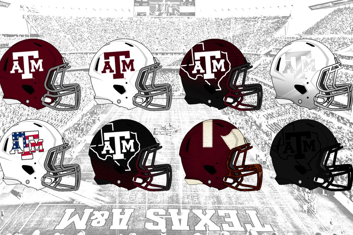 Aggie Football Uniform Tracker Good Bull Hunting