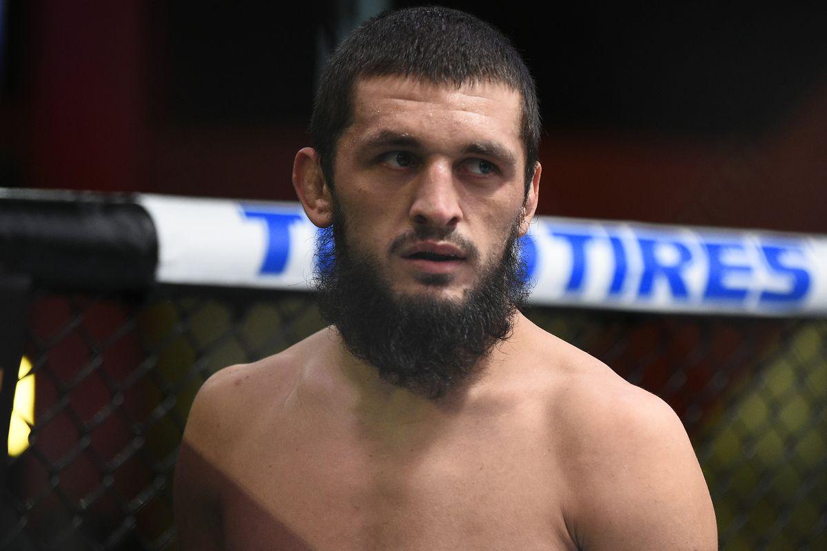UFC Fight Night: Pereira v Imadaev