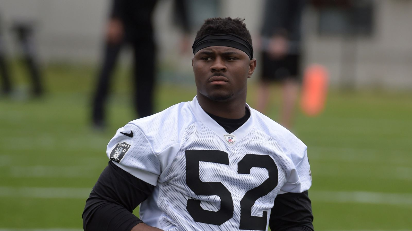 Oakland Raiders star Khalil Mack remains away from offseason activities while looking for a new contract Heres why the Raiders need to pony up the cash
