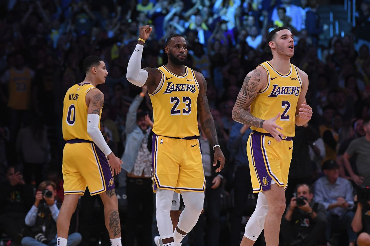 Lakers Preseason Schedule 2020 Lakers reveal 2019 20 preseason schedule, including two games in