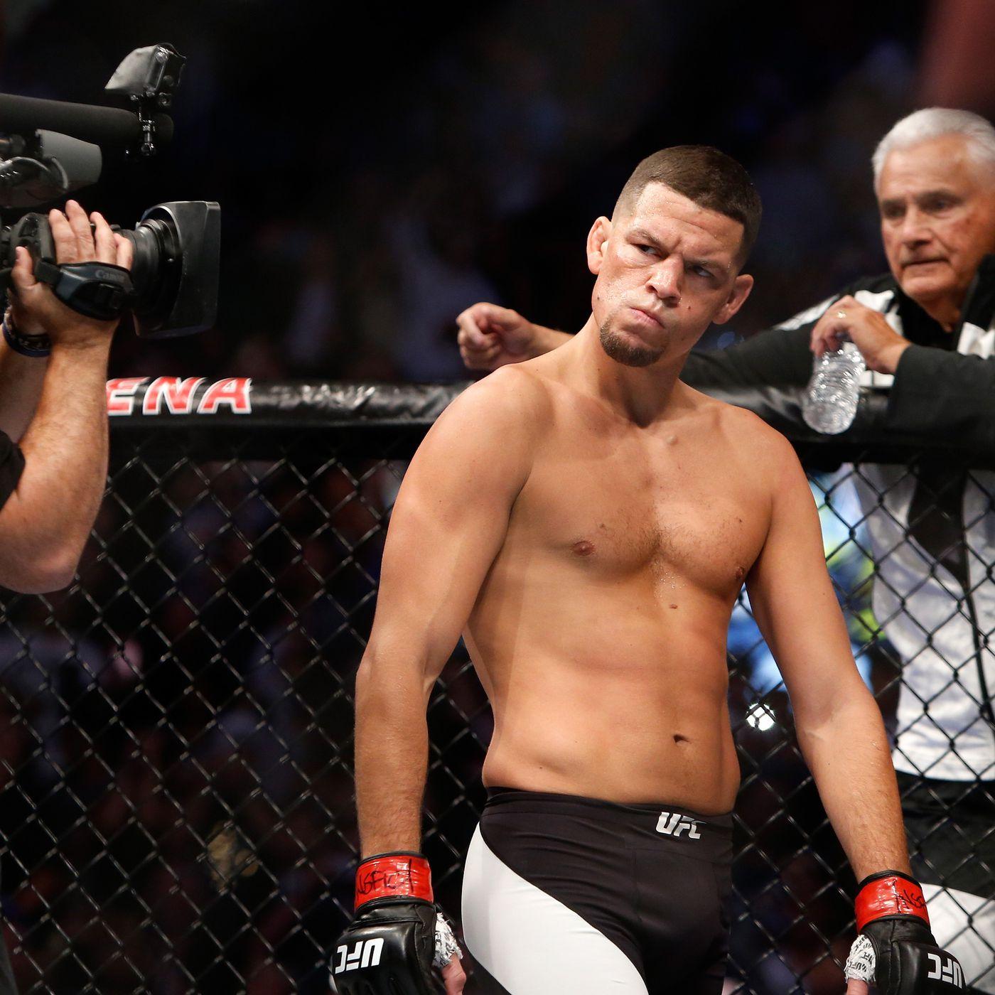 a3e1e876009e Midnight Mania! Nate Diaz on Khabib-McGregor: They're 'both my ...