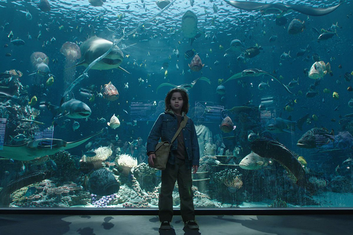 """KAAN GULDER as Young Arthur (nine years old) in Warner Bros. Pictures' action adventure """"AQUAMAN,"""" a Warner Bros. Pictures release."""