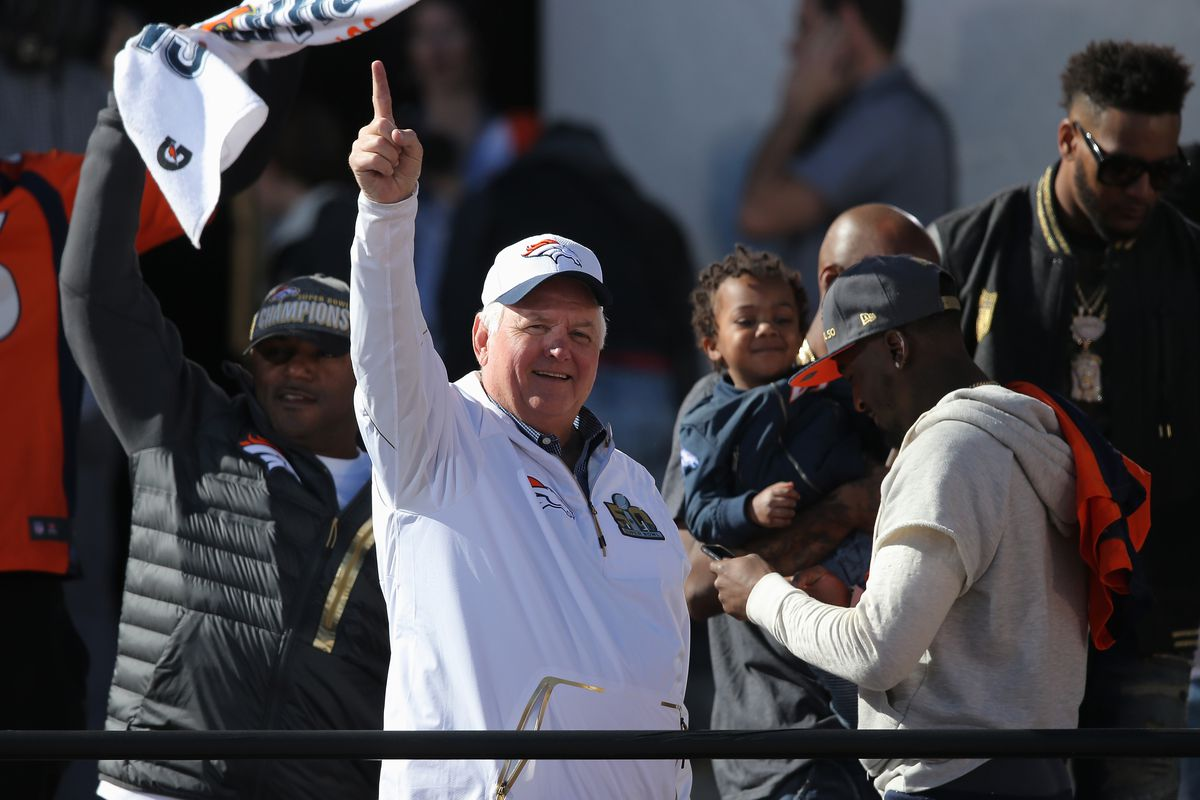 Denver Broncos Victory Parade