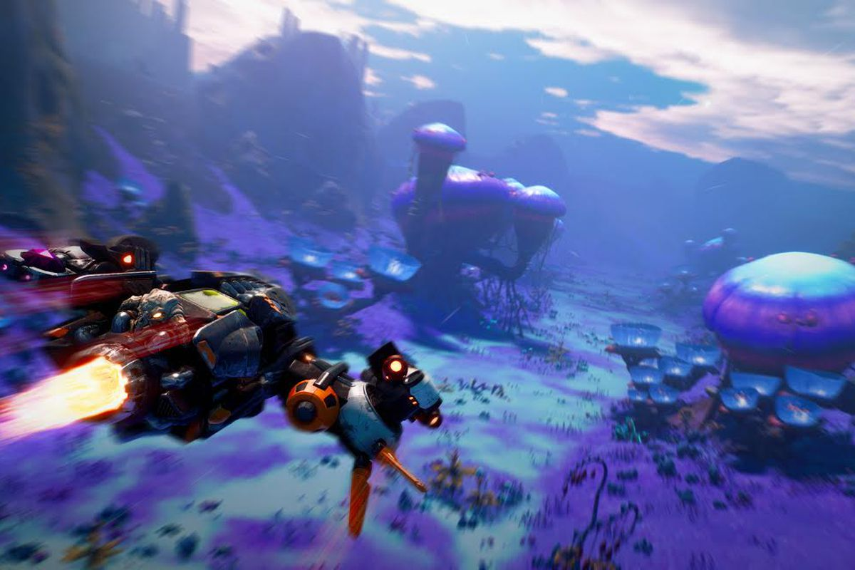 Starlink Is Like A Kid Friendly No Mans Sky With Awesome