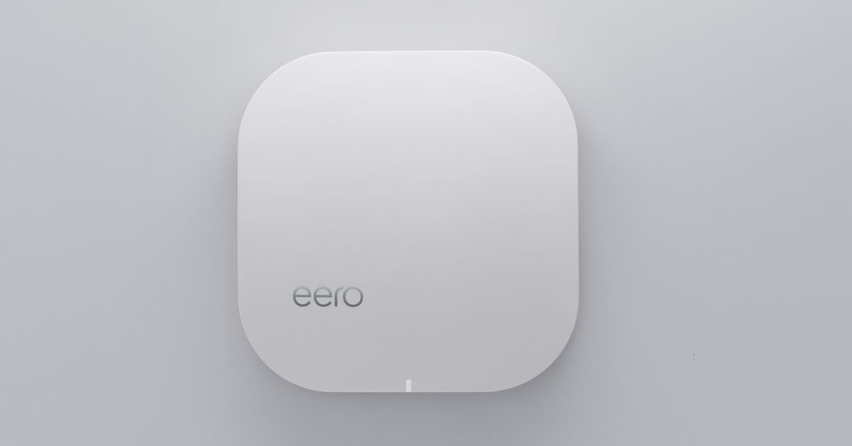 photo of Amazon is buying mesh router company Eero image