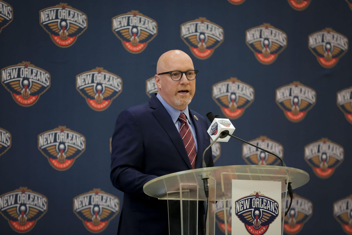 David Griffin plays for leverage and Anthony Davis trade brainstorming