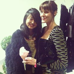 Our kind of girls: Nasty Gal employees taking advantage of the cotton candy