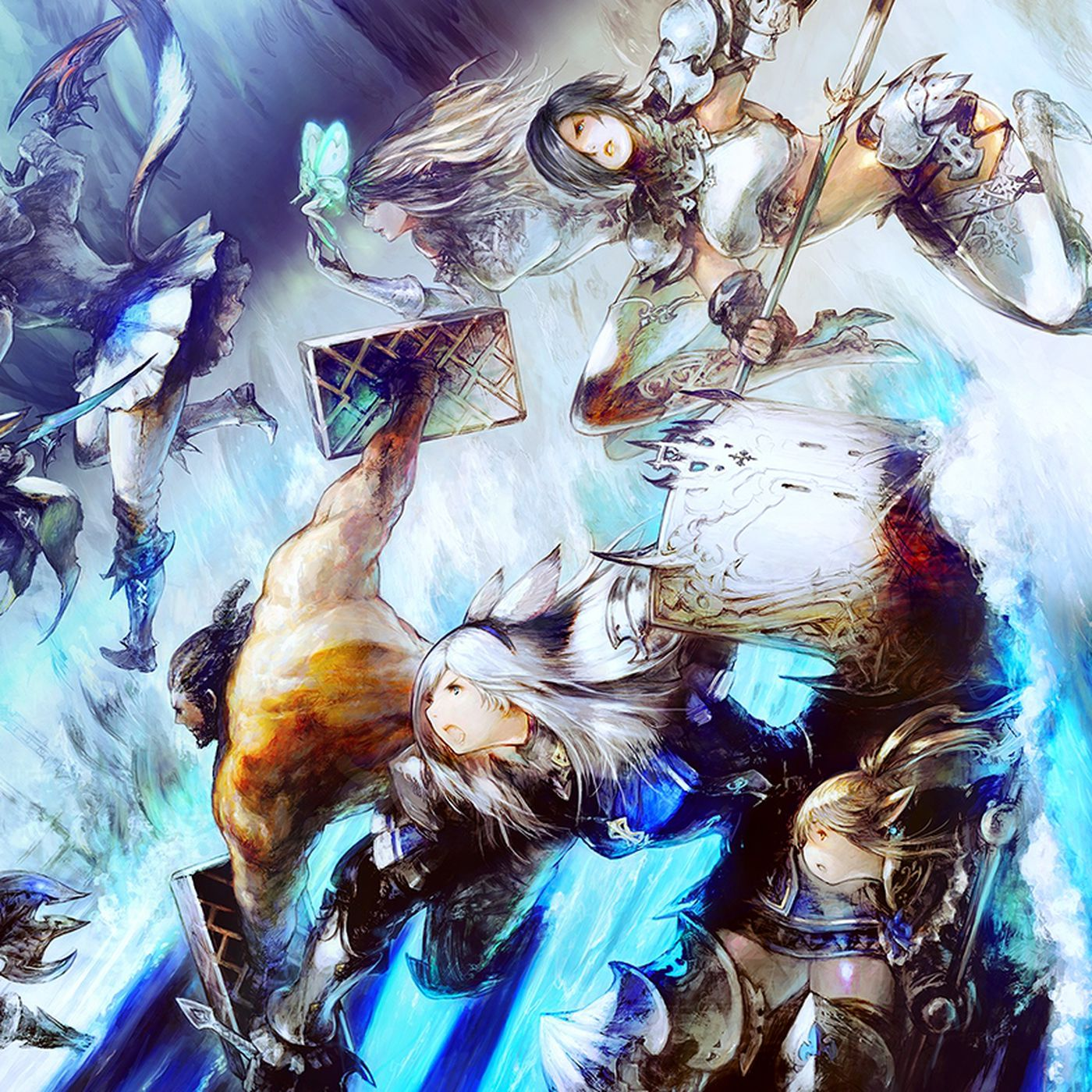 Final Fantasy 14 goes free-to-try without a time limit - Polygon