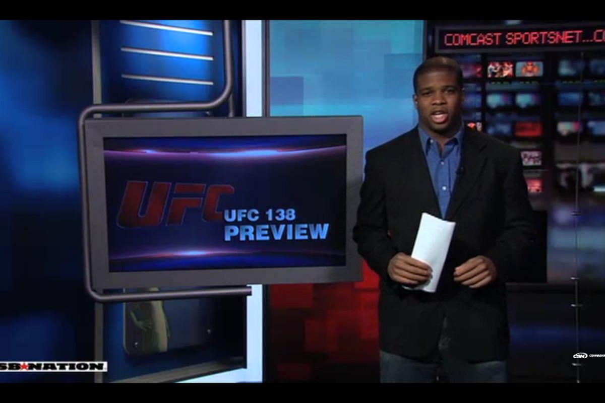 Dustin Green UFC 138 v2