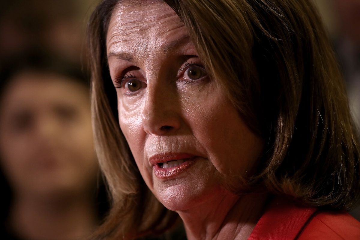 Democratic Leader Pelosi And Reps. Engel And Schiff Introduce Resolution Condemning Trump's Statements In Helsinki