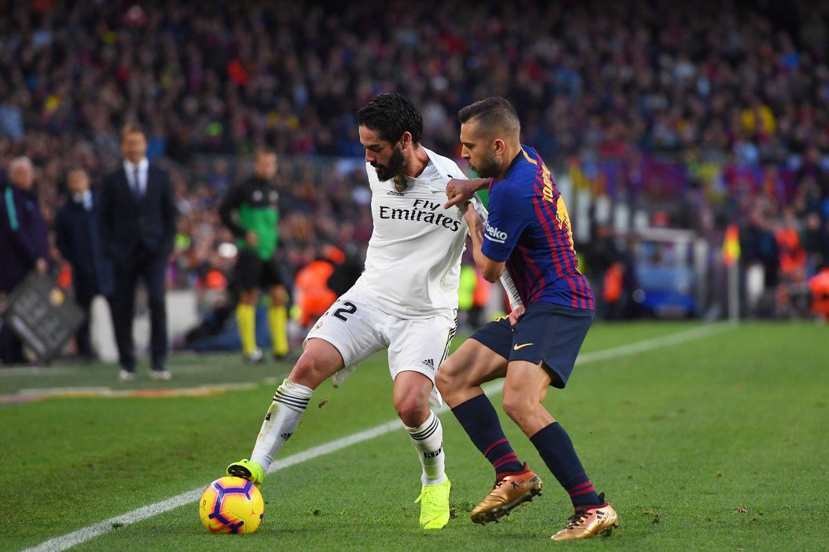 Match Thread Barcelona Vs Real Madrid 2019 Copa Del Rey