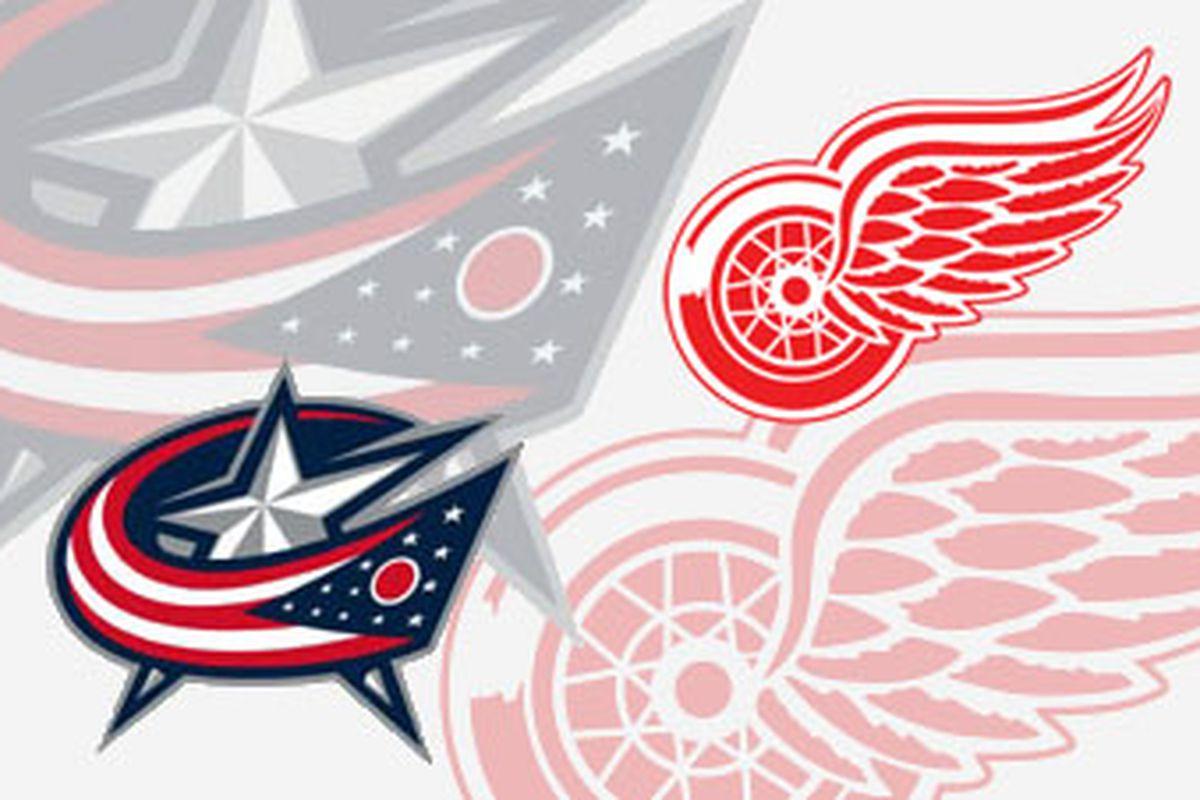 Columbus Blue Jackets vs. Detroit Red Wings