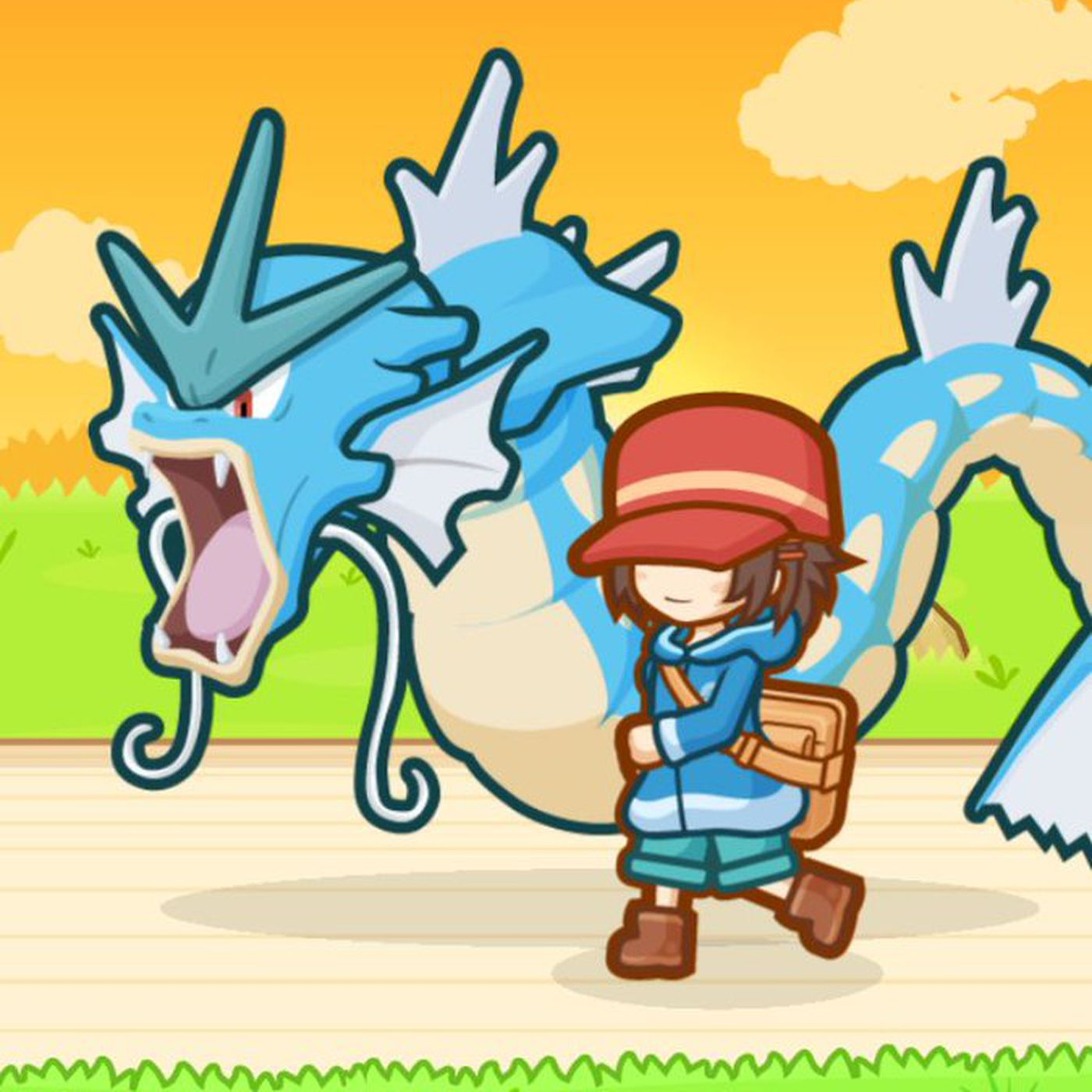 d5d5dbb1 In Magikarp Jump, evolving into one of the strongest Pokémon is worthless
