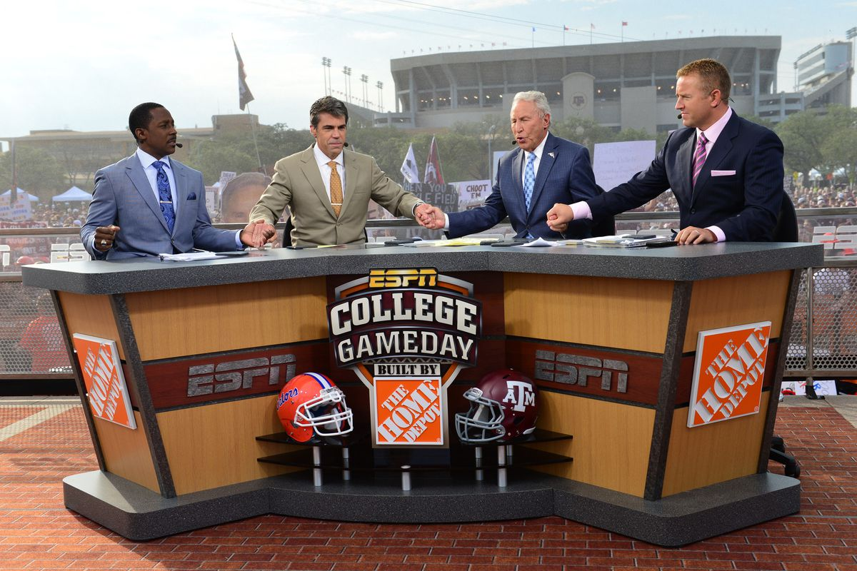 Predicting ESPN College GameDay Sites For Remainder of the