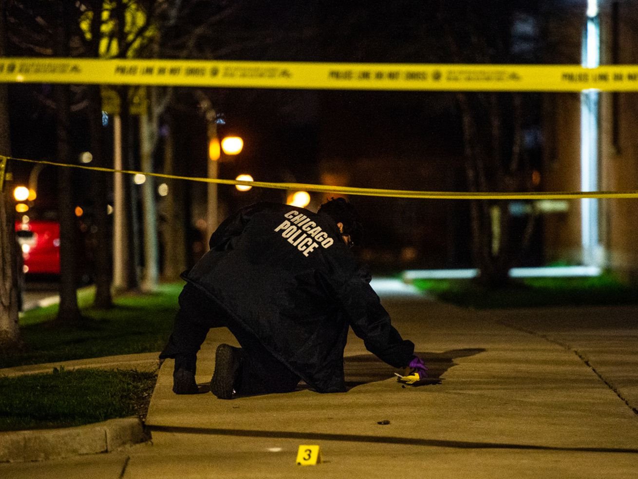 Five people have been killed and 18 others have been injured in gun violence across Chicago over the weekend from Oct. 16-19, 2020.