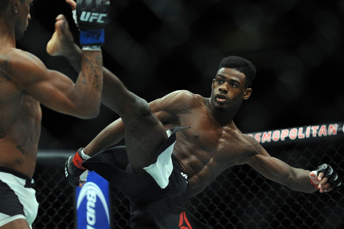 MMA: UFC Fight Night-Sterling vs Eduardo