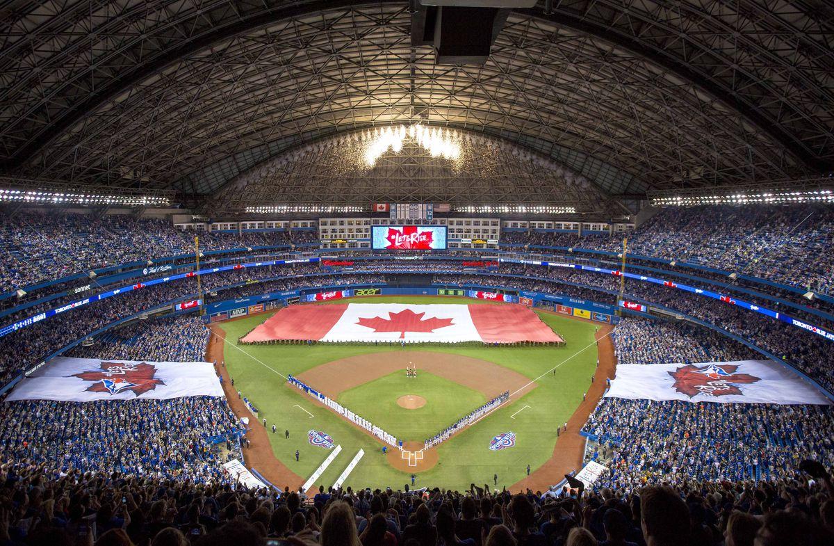 MLB: Milwaukee Brewers at Toronto Blue Jays