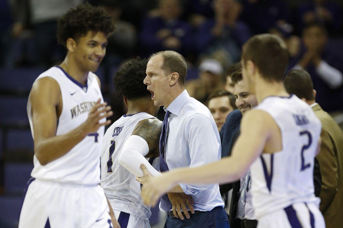 NCAA Basketball: Colorado at Washington