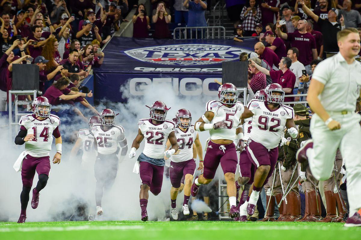 NCAA FOOTBALL: DEC 28 Texas Bowl - Texas A&M v Kansas State