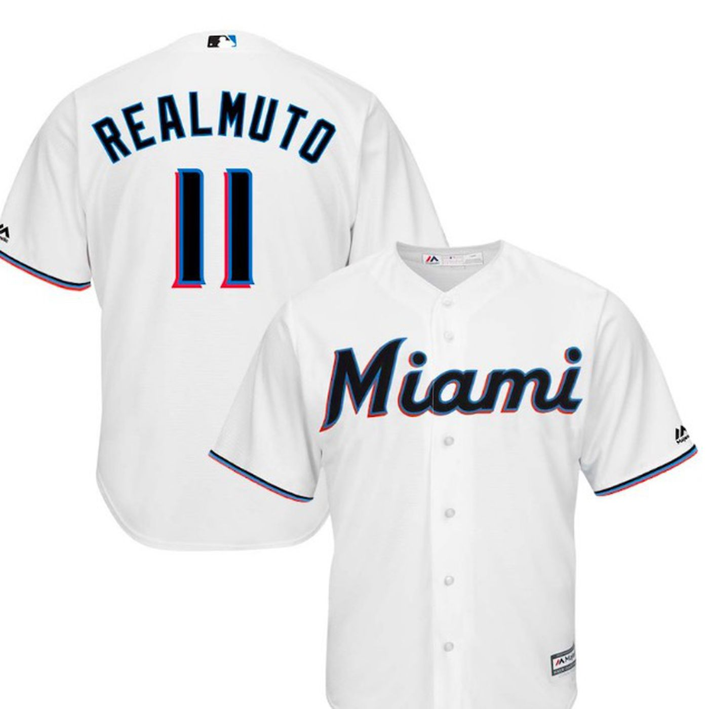 The Miami Marlins  new uniforms d86af5603