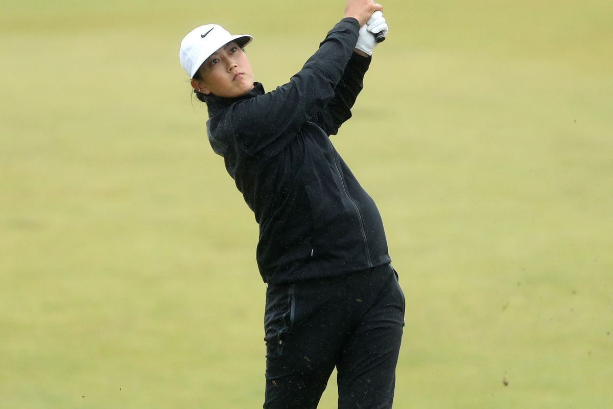 michelle wie secured solheim cup spot with strong finish