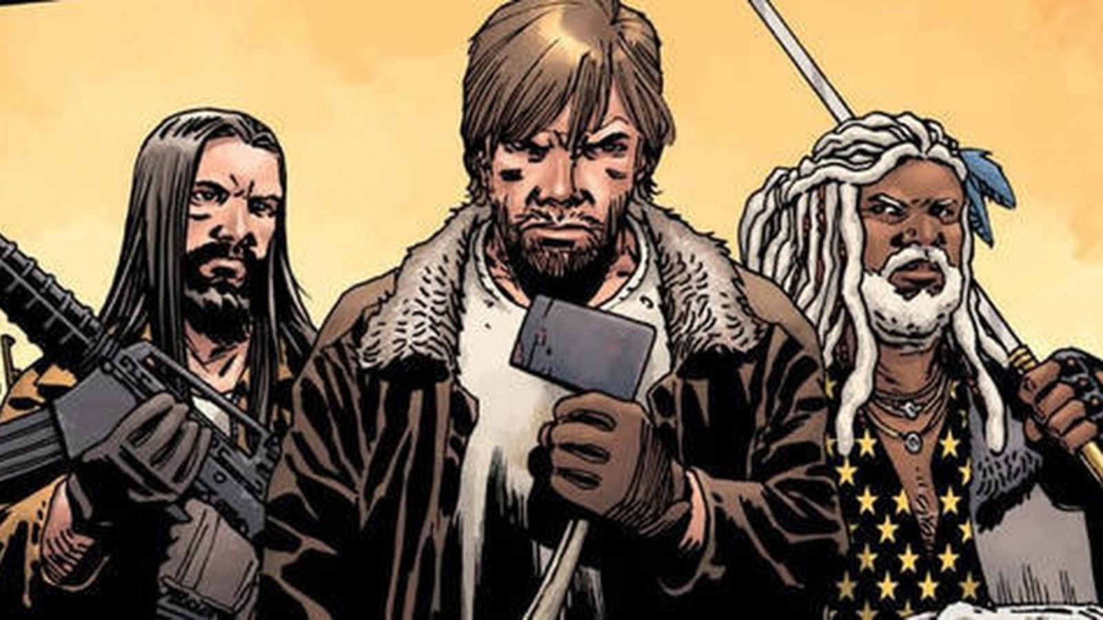 The Walking Dead Comic Will Eventually End Says Writer Robert Kirkman