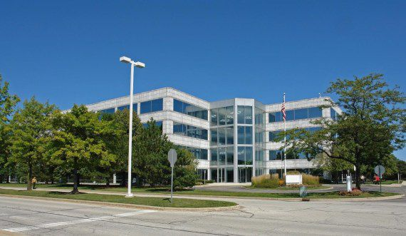 Caterpillar will move about 300 people to its new global headquarters in Deerfield.   Caterpillar Inc.