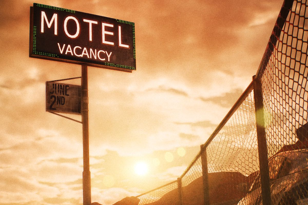 Need for Speed 2017 - motel