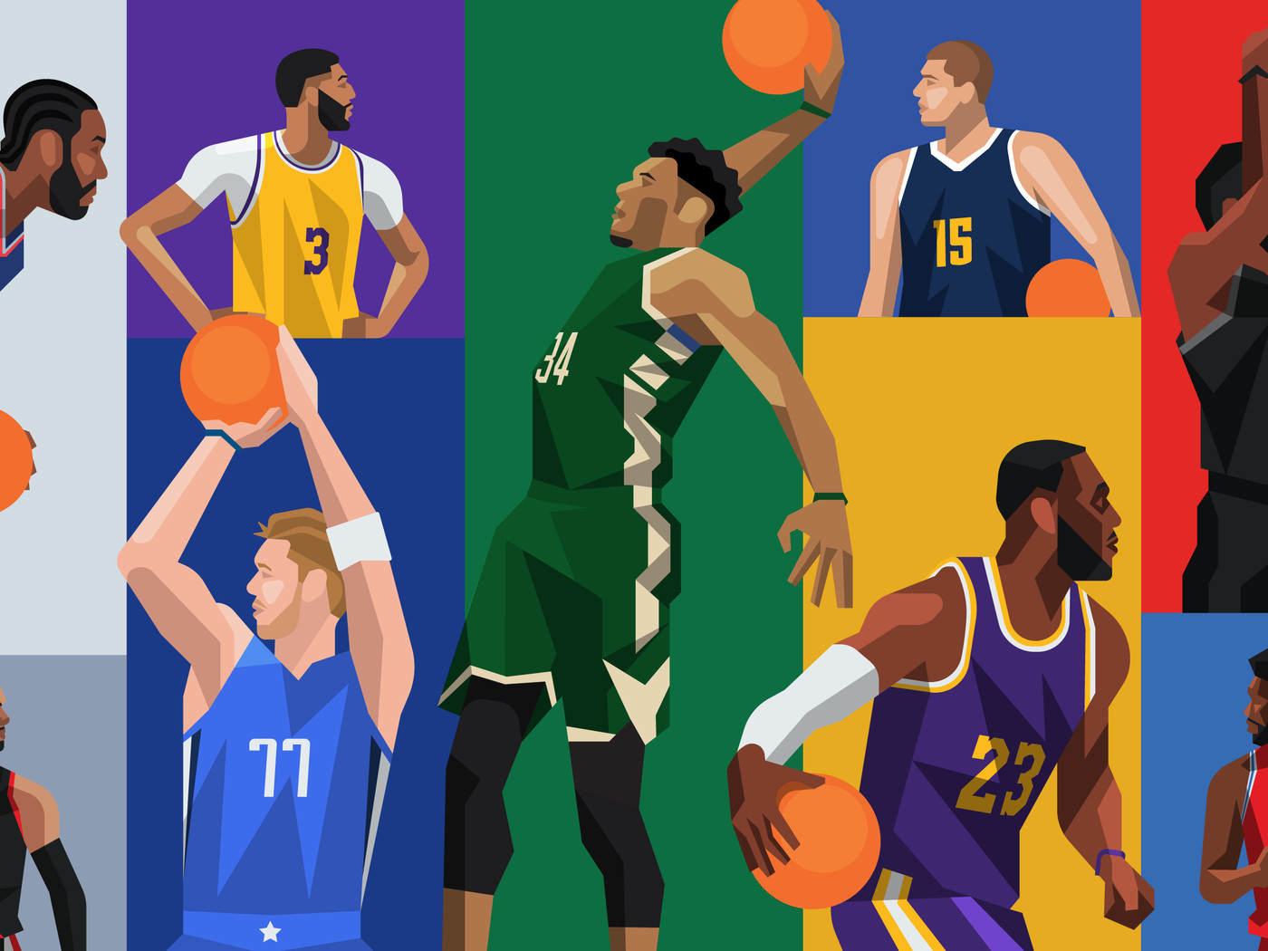 The Top 25 Nba Players Of The First 55ish Games The Ringer