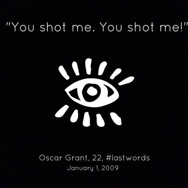oscar grant last words