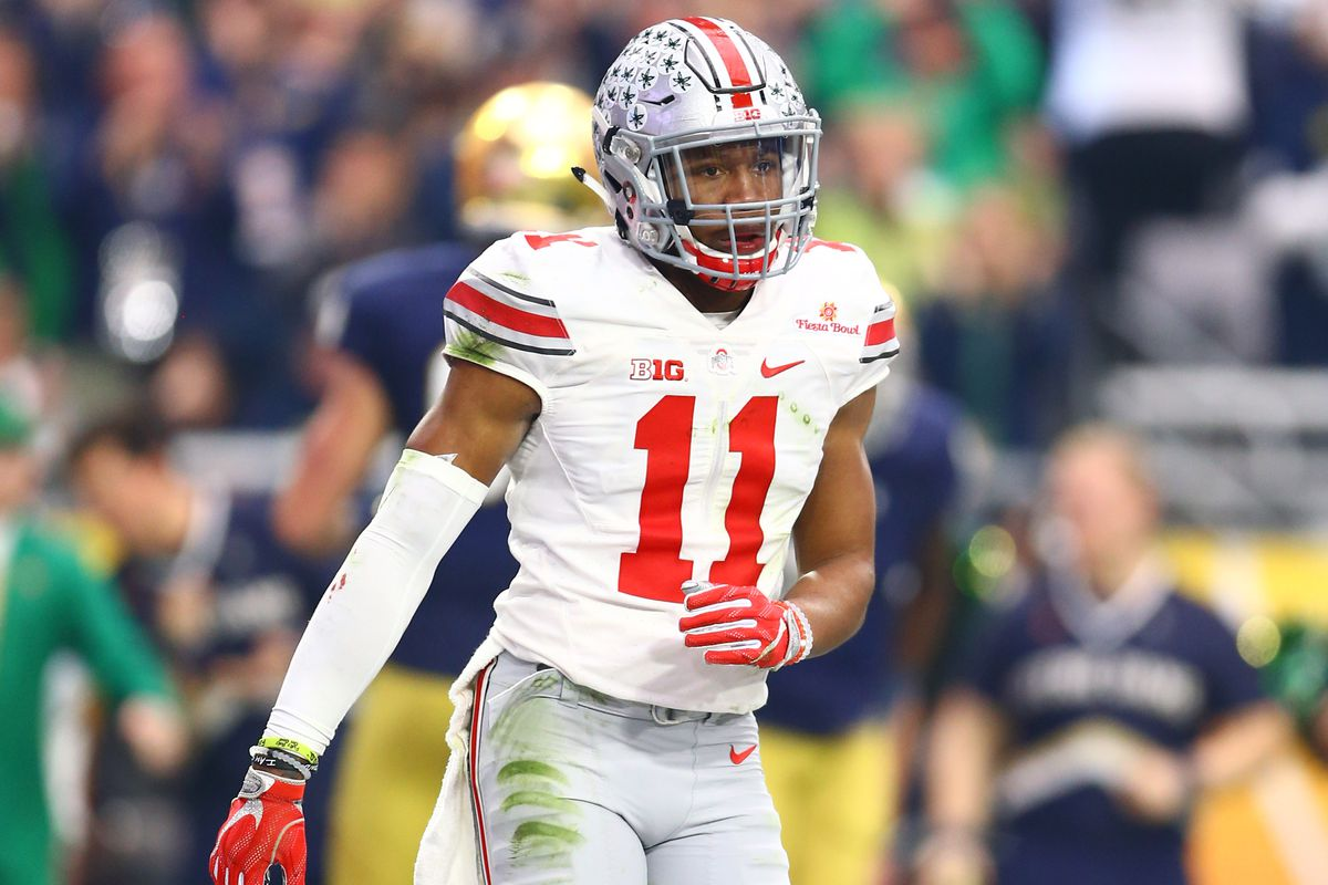 info for 17c69 db5e6 Former Ohio State safety Vonn Bell making strong impression ...