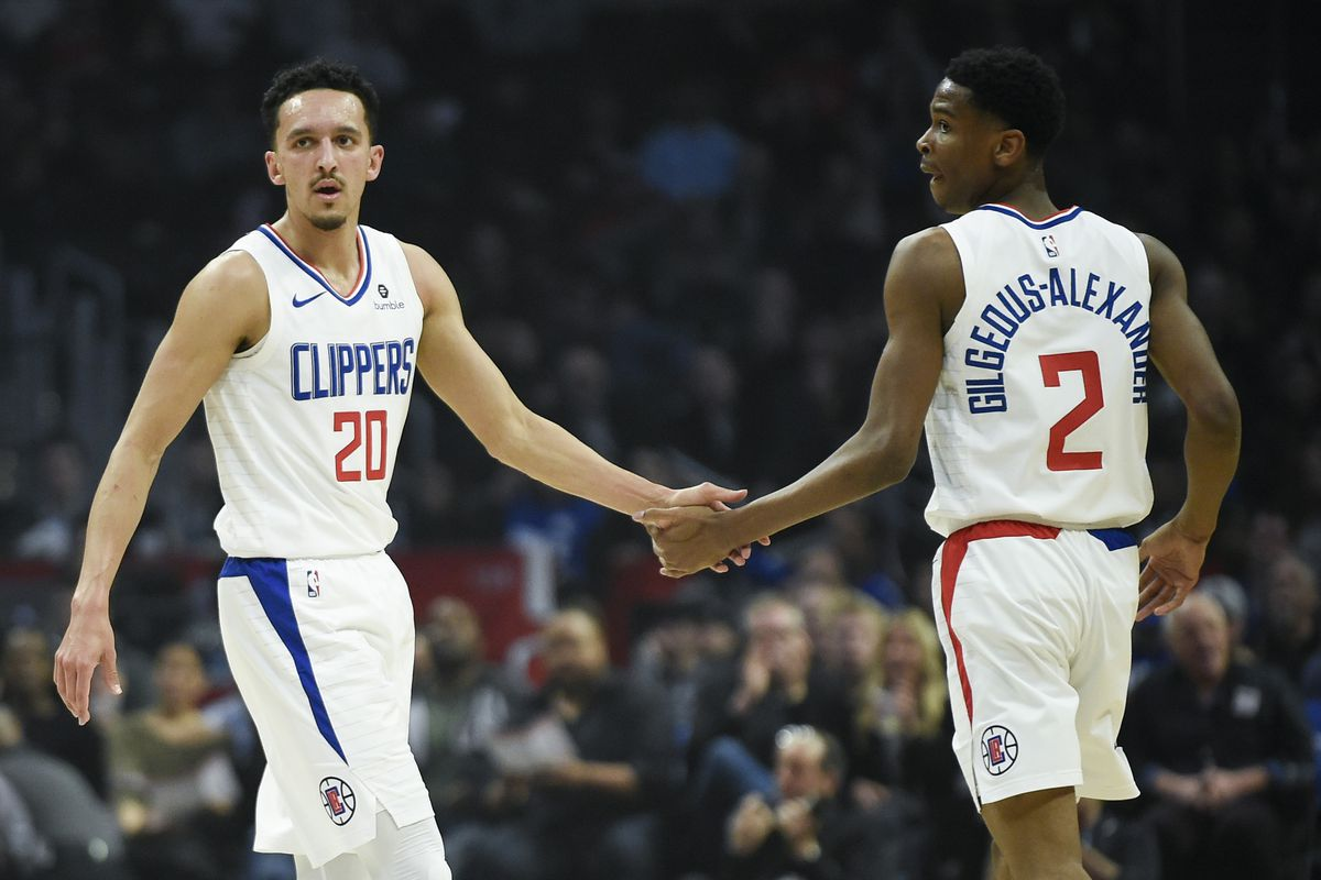 premium selection 5d4cf 7f22d Shai Gilgeous-Alexander and Landry Shamet Named to NBA All ...