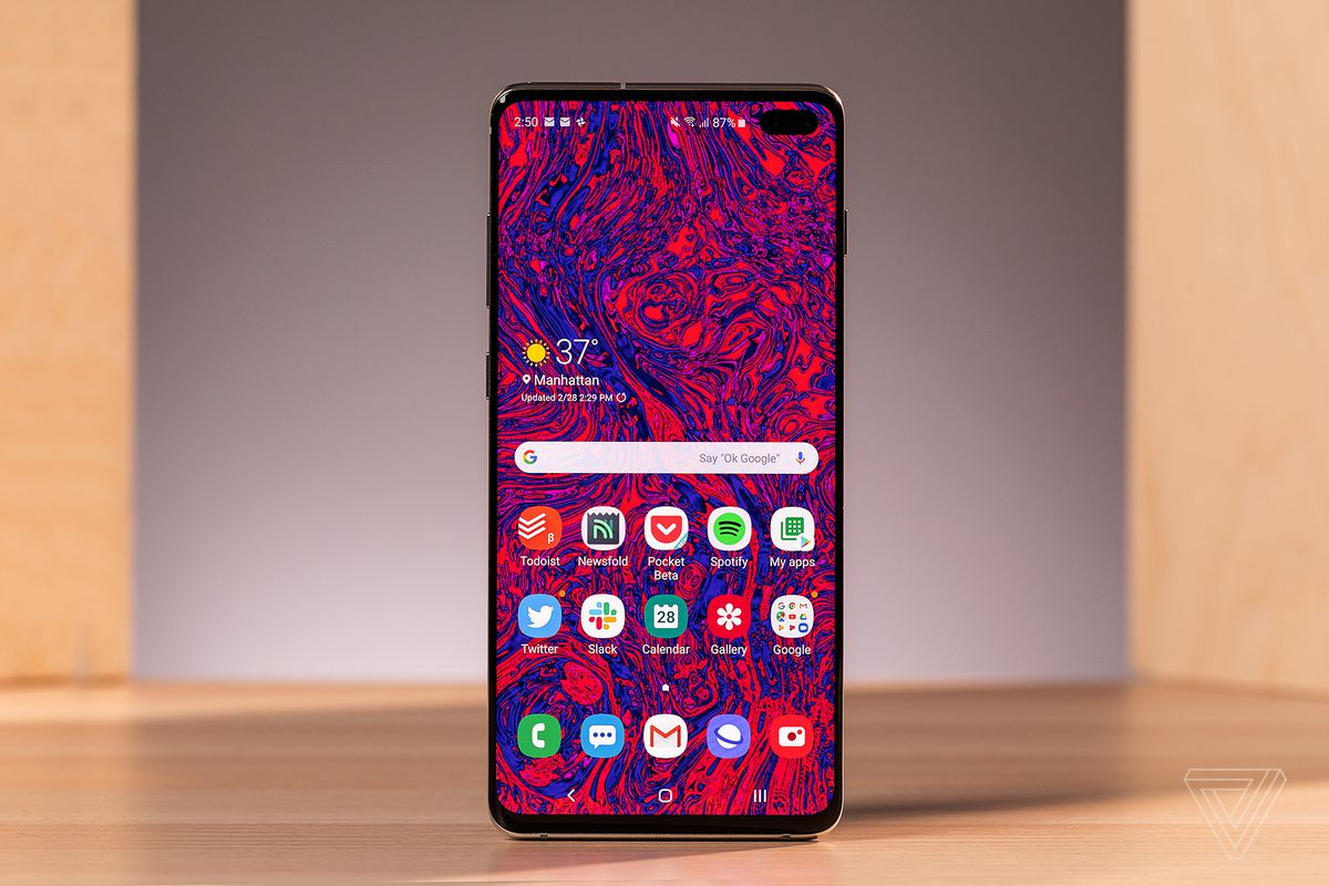 Samsung Galaxy S10 Plus And S10e Are Now 150 Cheaper The Verge