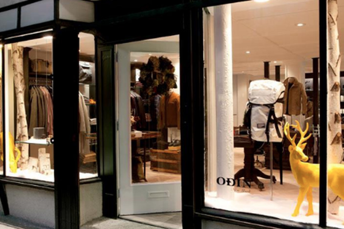 Target couldn't resist Odin's West Village charm, via Racked NY