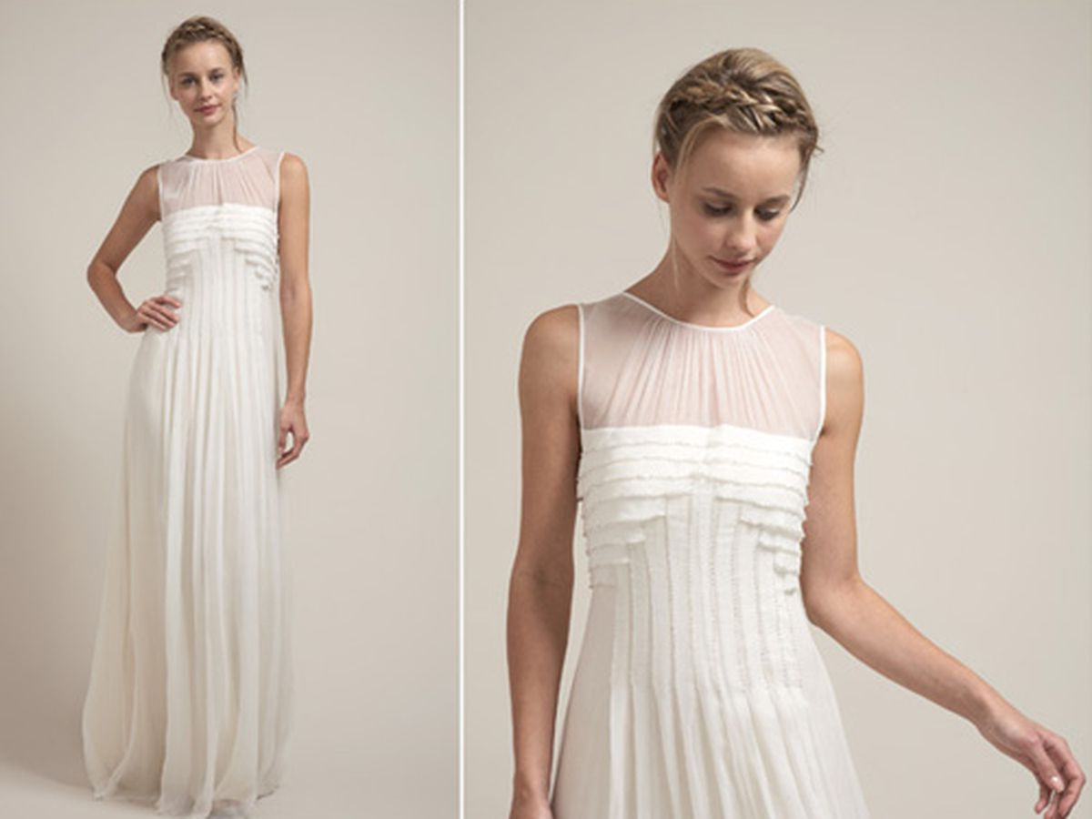 """How pretty is this <a href=""""http://www.sajawedding.com/images/collection/2012/HB6899.jpg"""">Saja</a> dress?"""