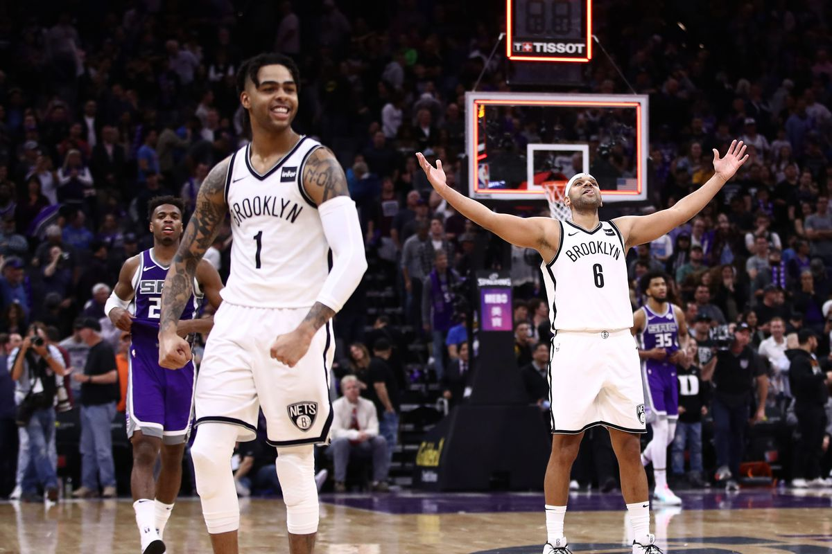 ba12bb062 For D Angelo Russell —and Nets— recognition has finally arrived